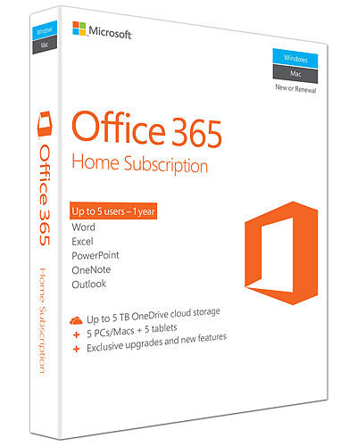 Office 365 Home + Training