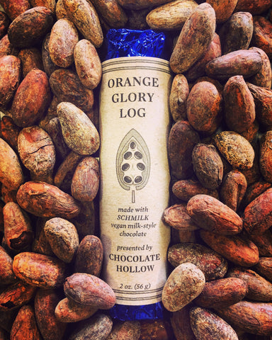 NEW! Orange Glory Log