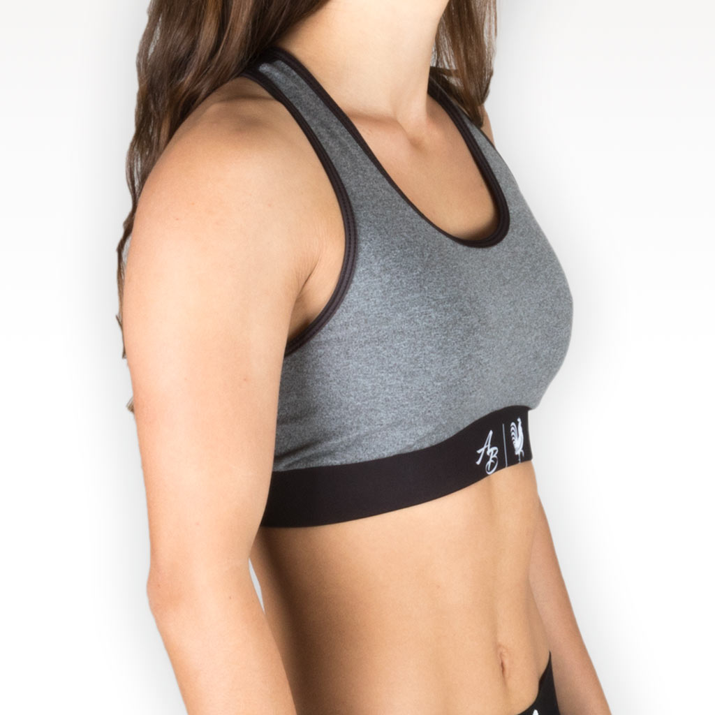 The Official Issue Sports Bra - Apparel - The Arm Bar Soap Company