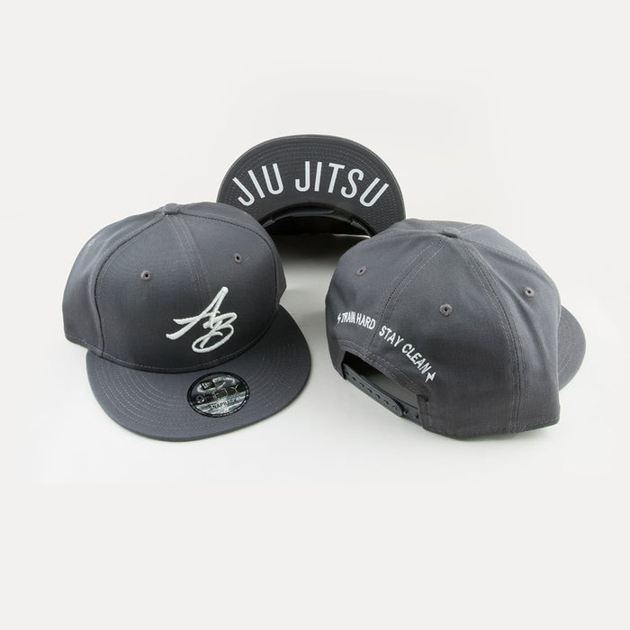 NEW ERA + AB SNAPBACK - CHARCOAL GREY - Accessories - The Arm Bar Soap Company