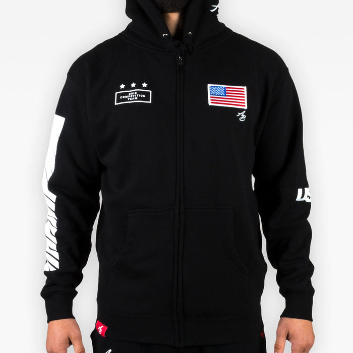 THE LIMITED EDITION USA COMP. HOODIE