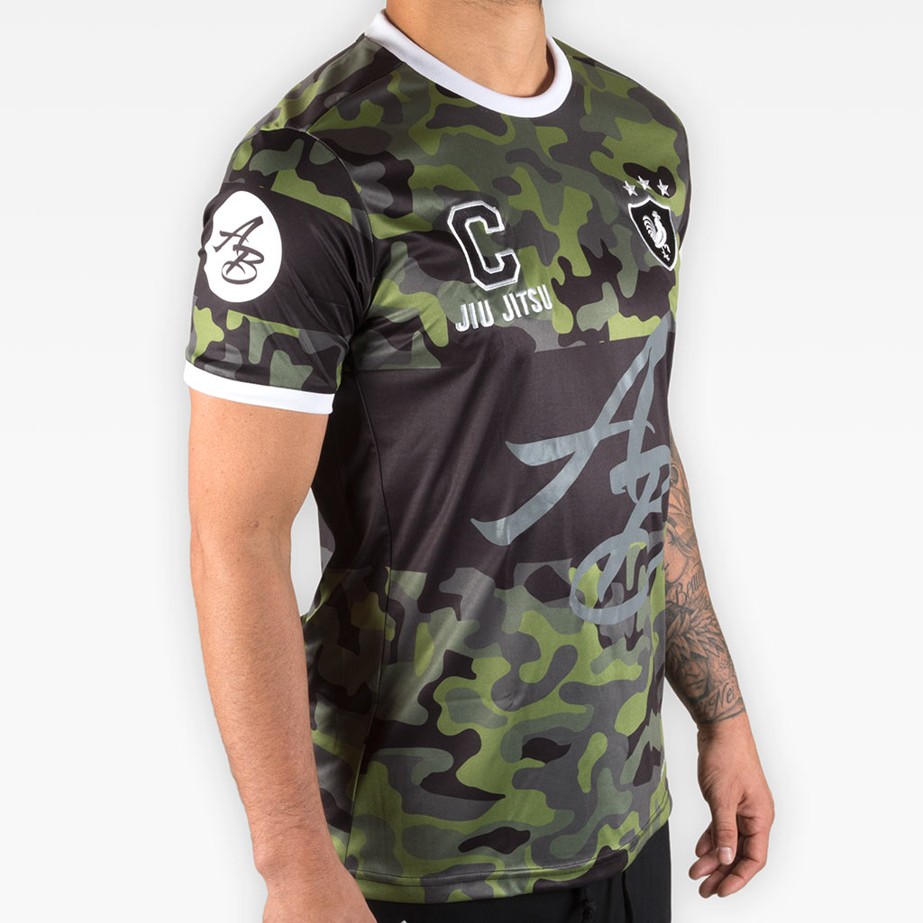 The Captains Jersey - 3M Camo Version