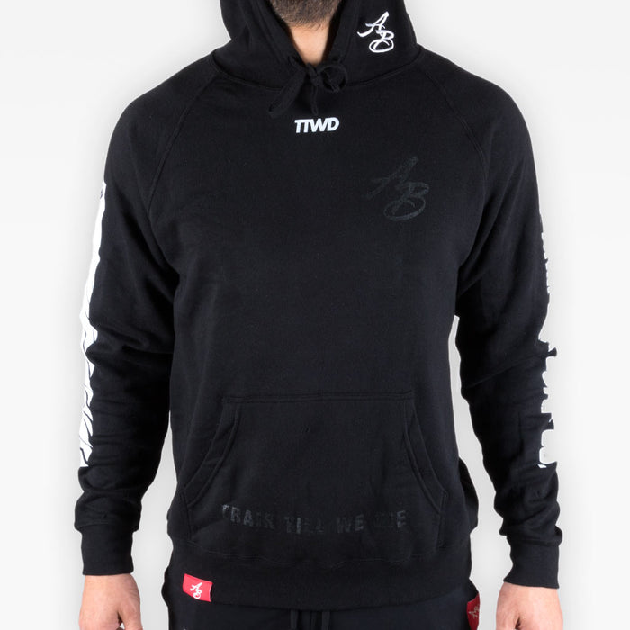The Official Issue Hoodie 6 - Black