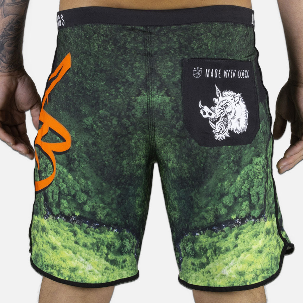 The Seven Jungles Training Boardshorts -  - The Arm Bar Soap Company