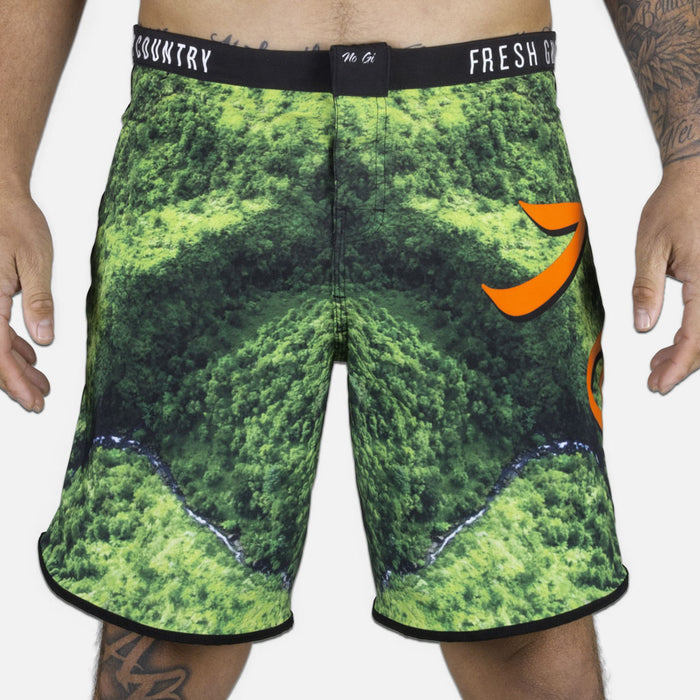 The Seven Jungles Training Boardshorts - Apparel - The Arm Bar Soap Company
