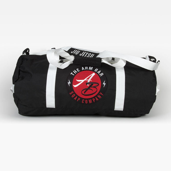 The Official Issue Duffle Bag V2 - BLACK - Accessories - The Arm Bar Soap Company