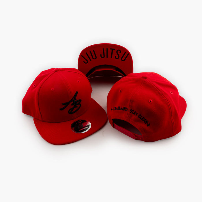 NEW ERA + AB SNAPBACK - CRIMSON - Accessories - The Arm Bar Soap Company