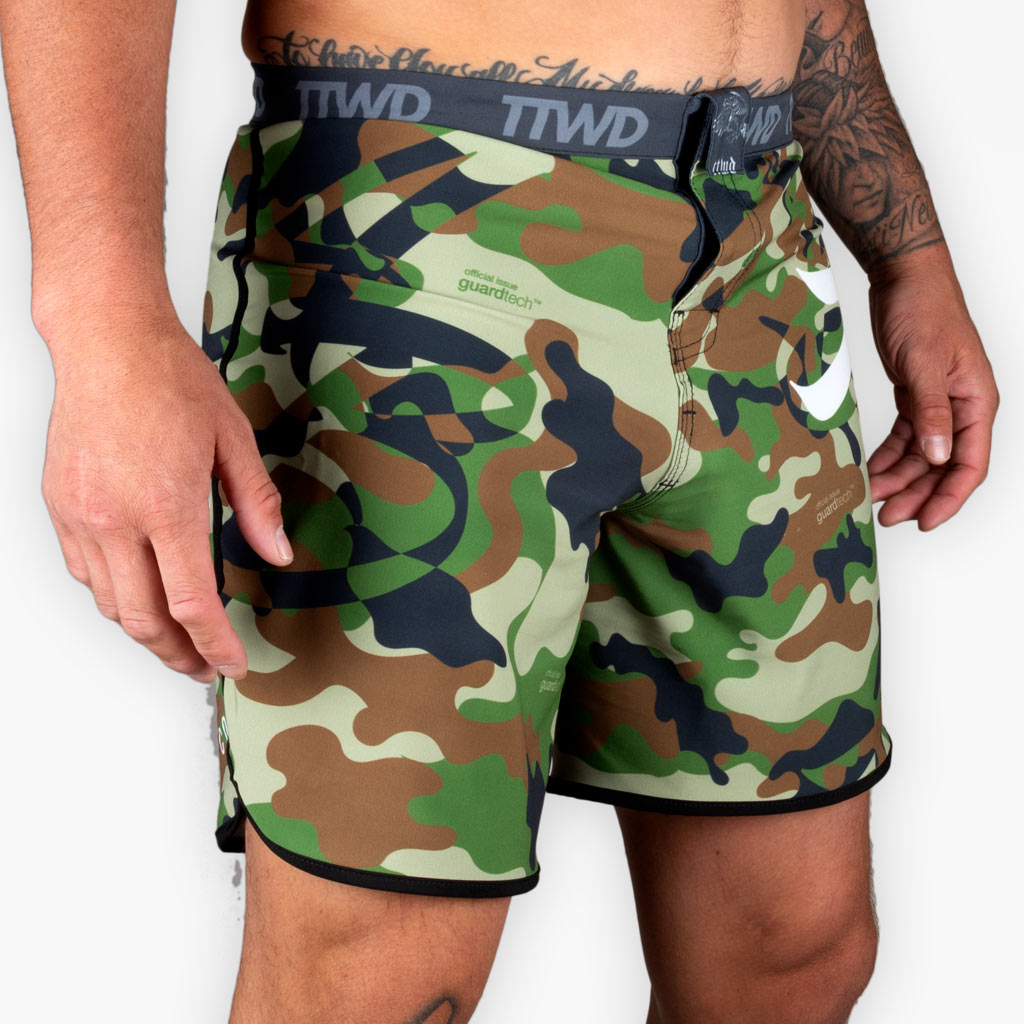 The Militant Training Shorts - Apparel - The Arm Bar Soap Company