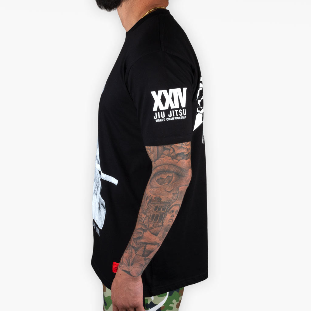 The Kings + Monsters X 2019 Worlds Tee - Apparel - The Arm Bar Soap Company