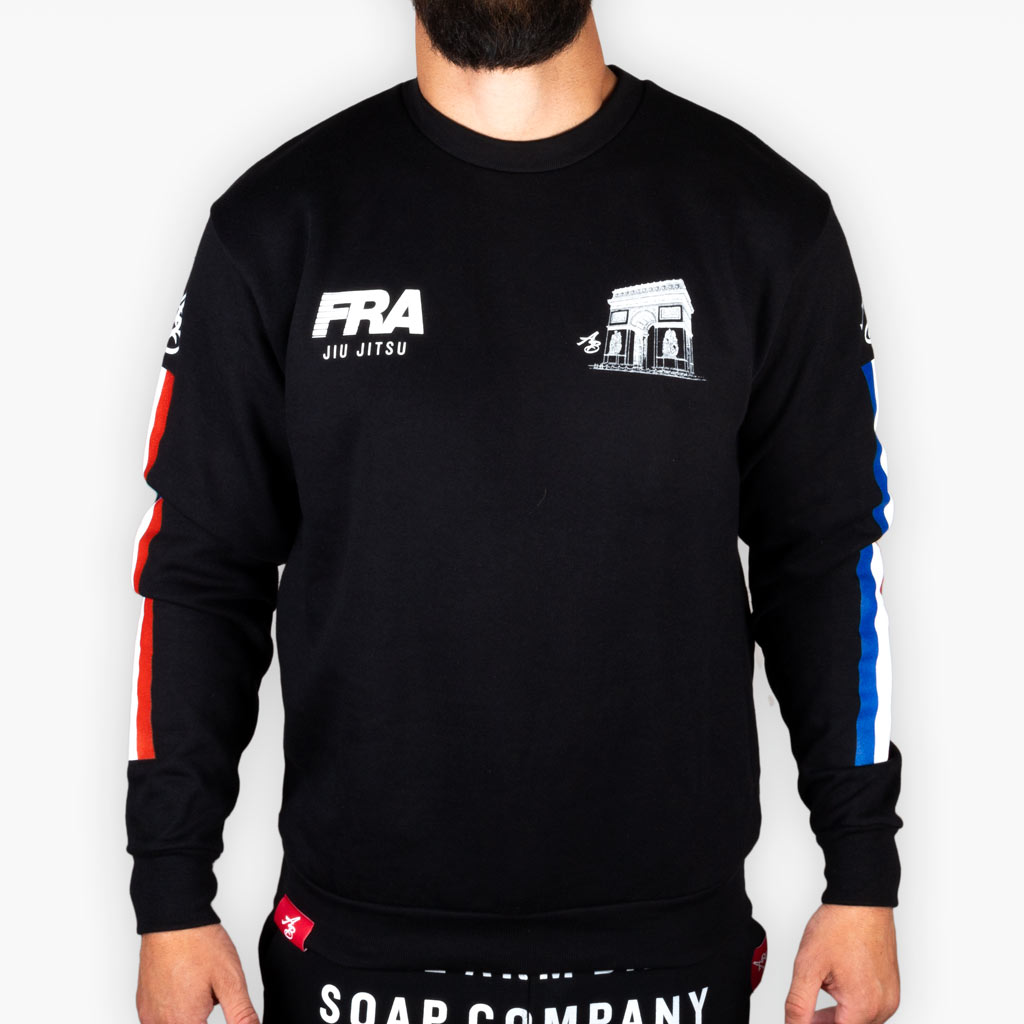 The FRA Competition Crew Sweatshirt - Limited Edition -  - The Arm Bar Soap Company