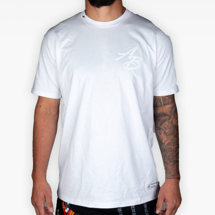 The Bolt Tee - White - Apparel - The Arm Bar Soap Company