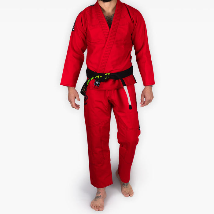 The Official Issue Business Suit - V1 Crimson - Apparel - The Arm Bar Soap Company