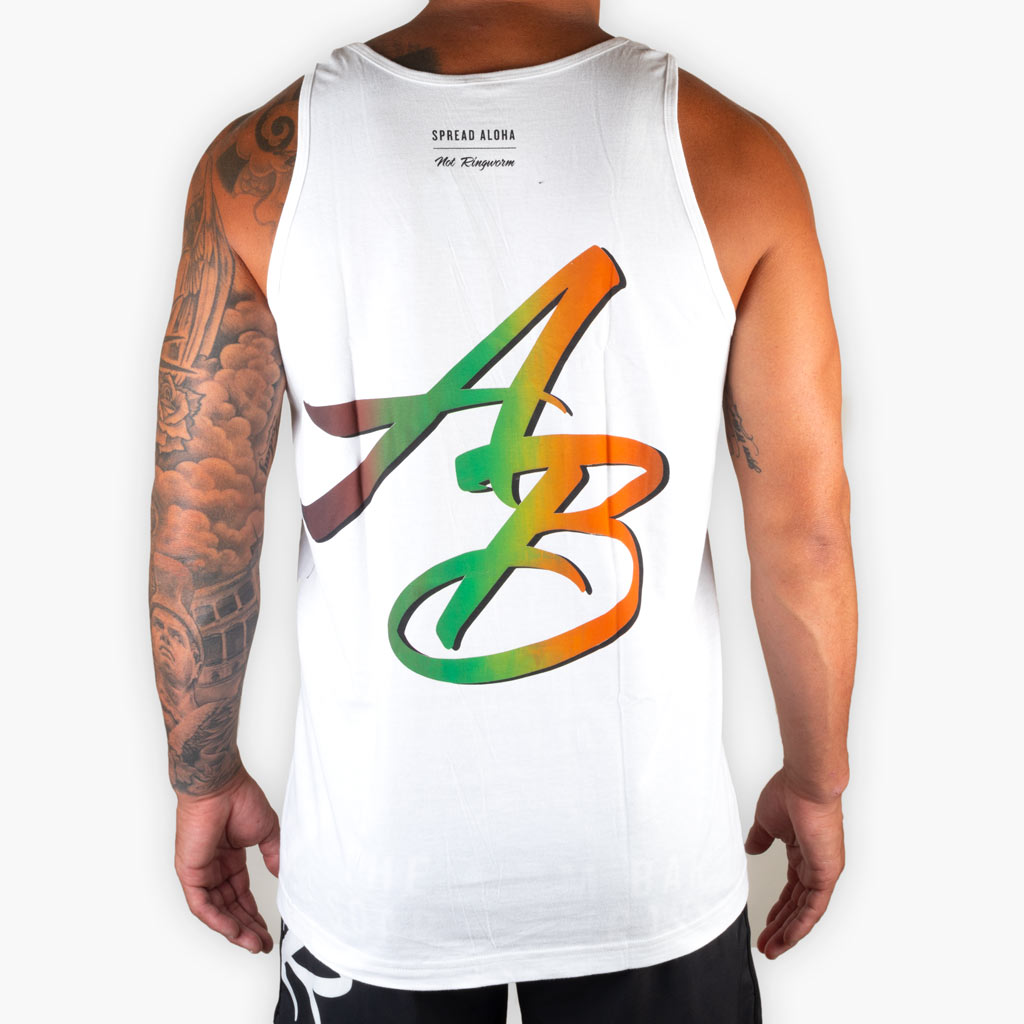 The Rainbow Warrior Tank - Apparel - The Arm Bar Soap Company