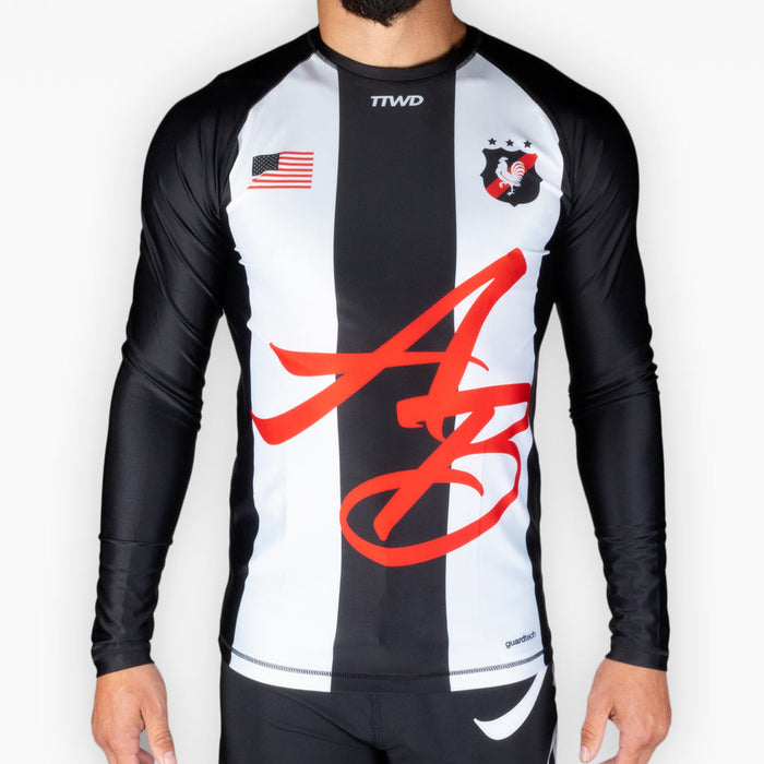 The Game Day Longsleeve Rashguard - Apparel - The Arm Bar Soap Company