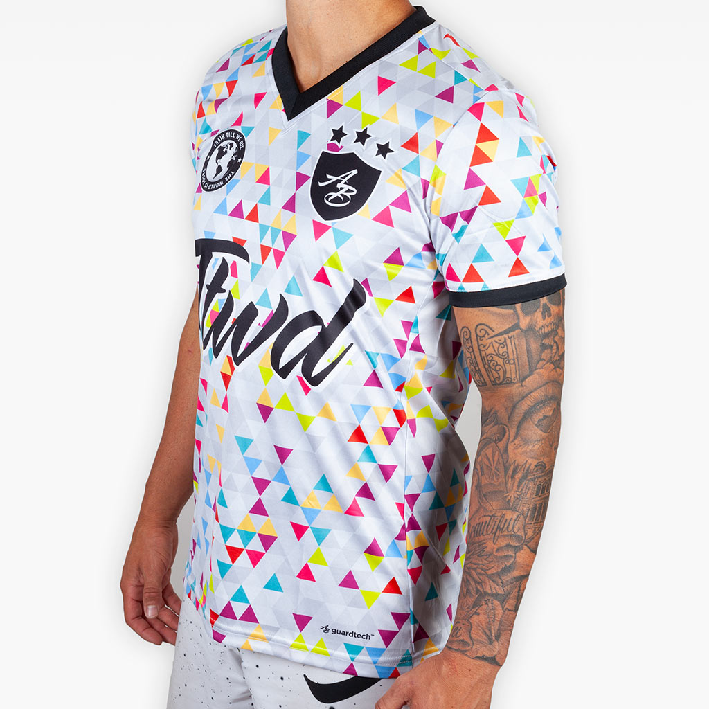 The Rainbow Digital Jersey -  - The Arm Bar Soap Company