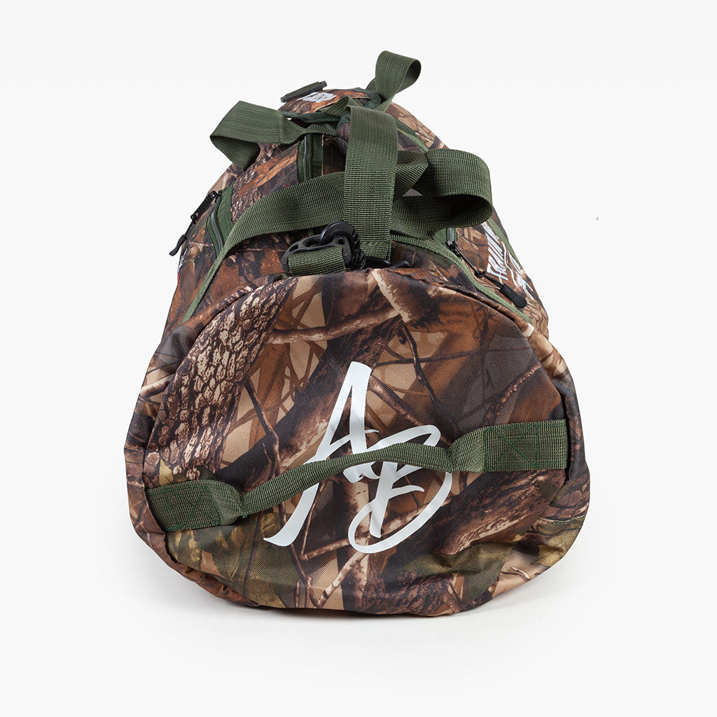 The Official Issue Duffle Bag V2 - Forest Camo - Accessories - The Arm Bar Soap Company