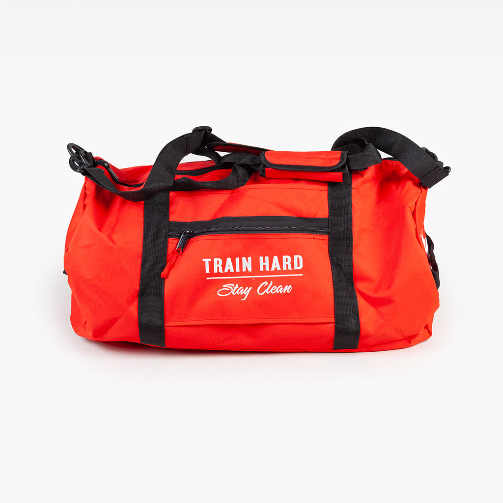 The Official Issue Duffle Bag V2 - Crimson - Accessories - The Arm Bar Soap Company