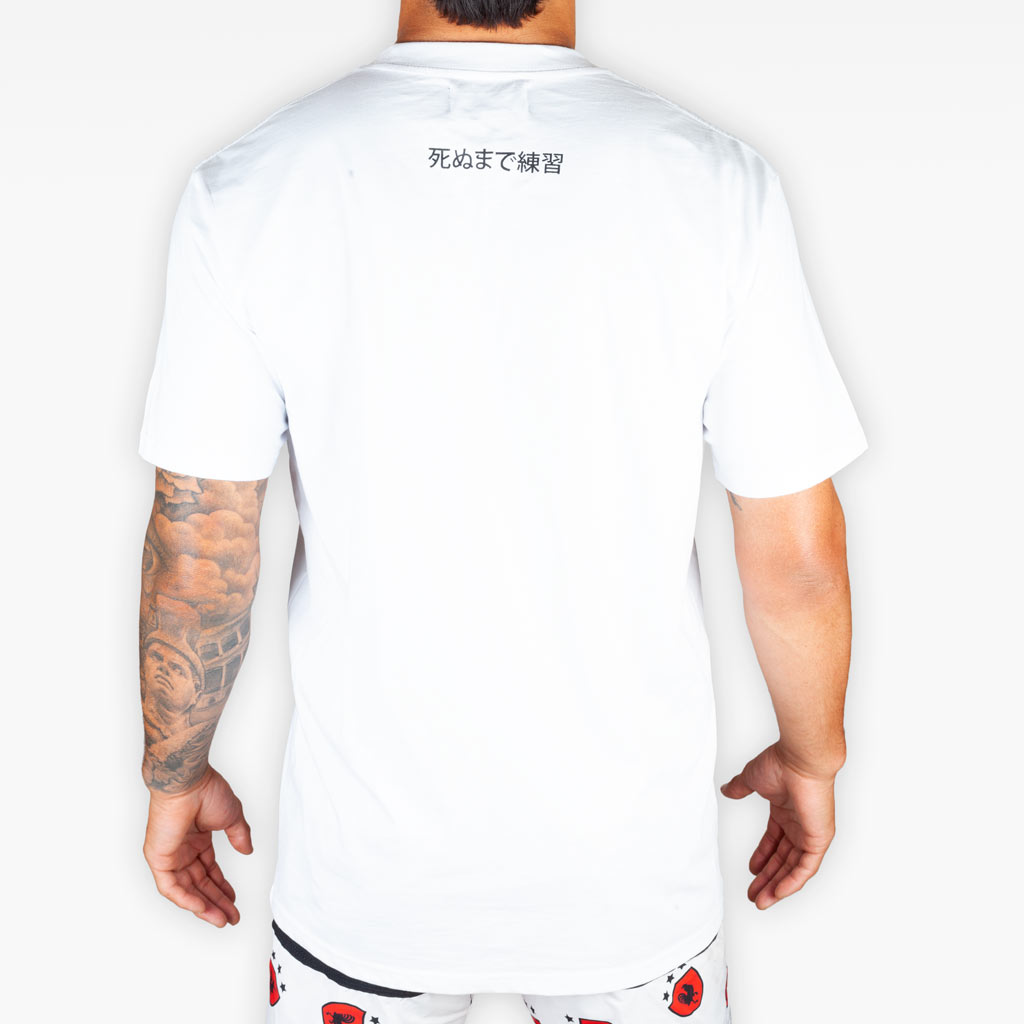 The Harikari Pocket Tee - White - Apparel - The Arm Bar Soap Company