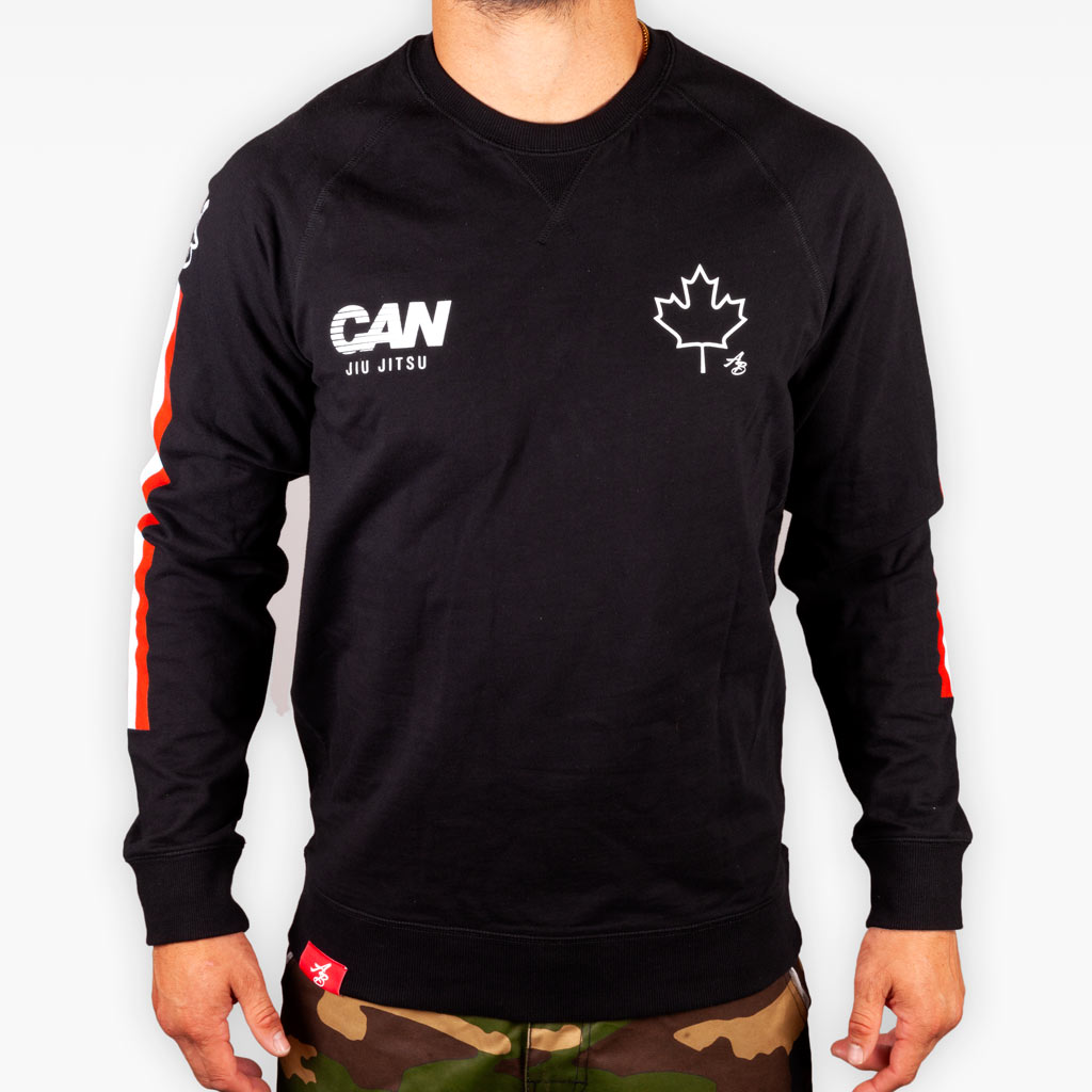 The CAN Competition Team Crew Sweatshirt - Limited Edition -  - The Arm Bar Soap Company