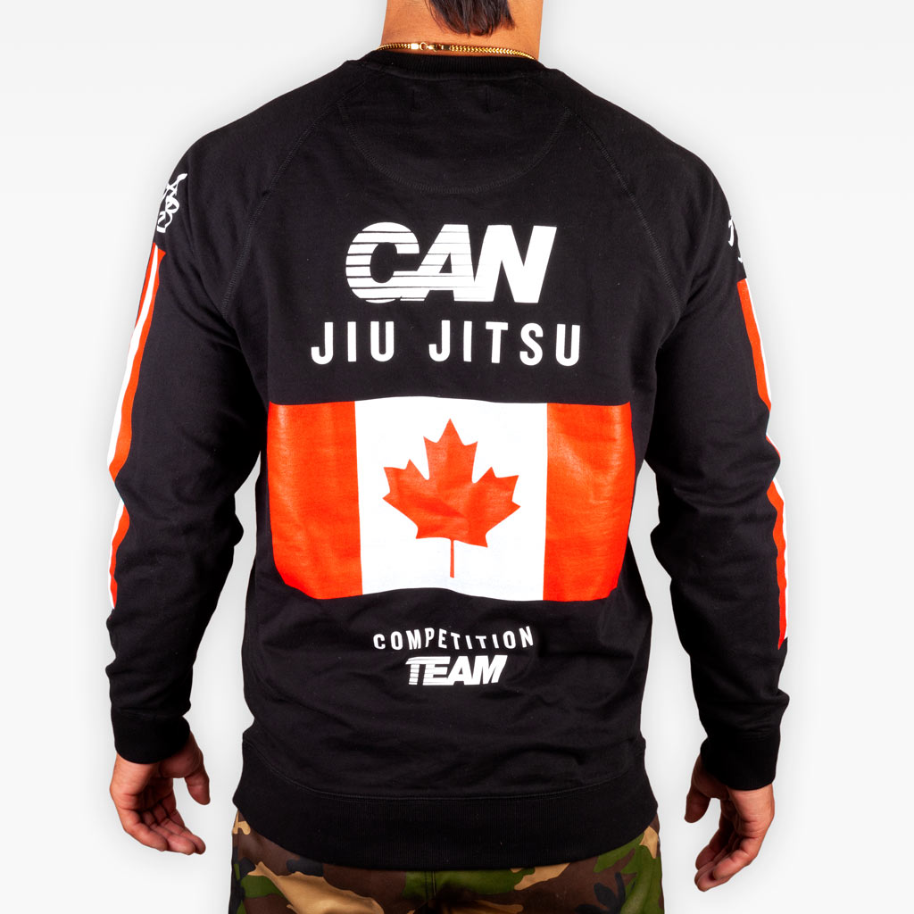 The CAN Competition Team Crew Sweatshirt - Limited Edition - Apparel - The Arm Bar Soap Company