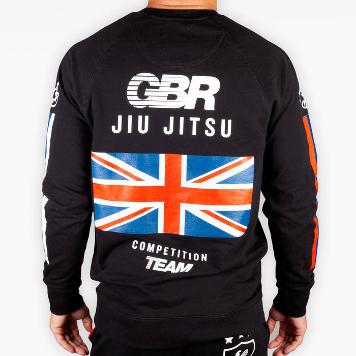 THE GBR COMPETITION TEAM CREW SWEATSHIRT - LIMITED EDITION - Apparel - The Arm Bar Soap Company