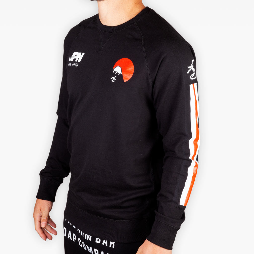 THE JPN COMPETITION TEAM CREW SWEATSHIRT - LIMITED EDITION - Apparel - The Arm Bar Soap Company