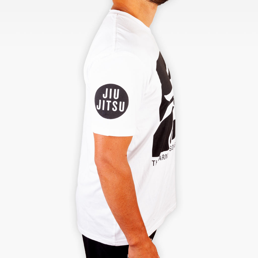 The Summer Program Tee - Original White - Apparel - The Arm Bar Soap Company
