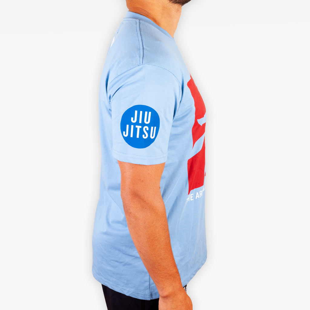 The Summer Program Tee - Expos Blue - Apparel - The Arm Bar Soap Company