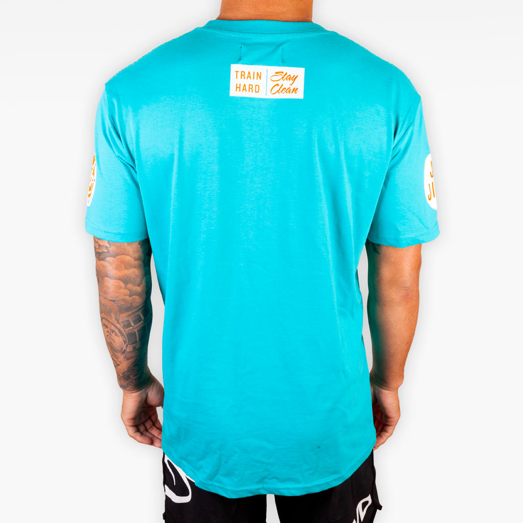 The Summer Program Tee - Dan Marino -  - The Arm Bar Soap Company