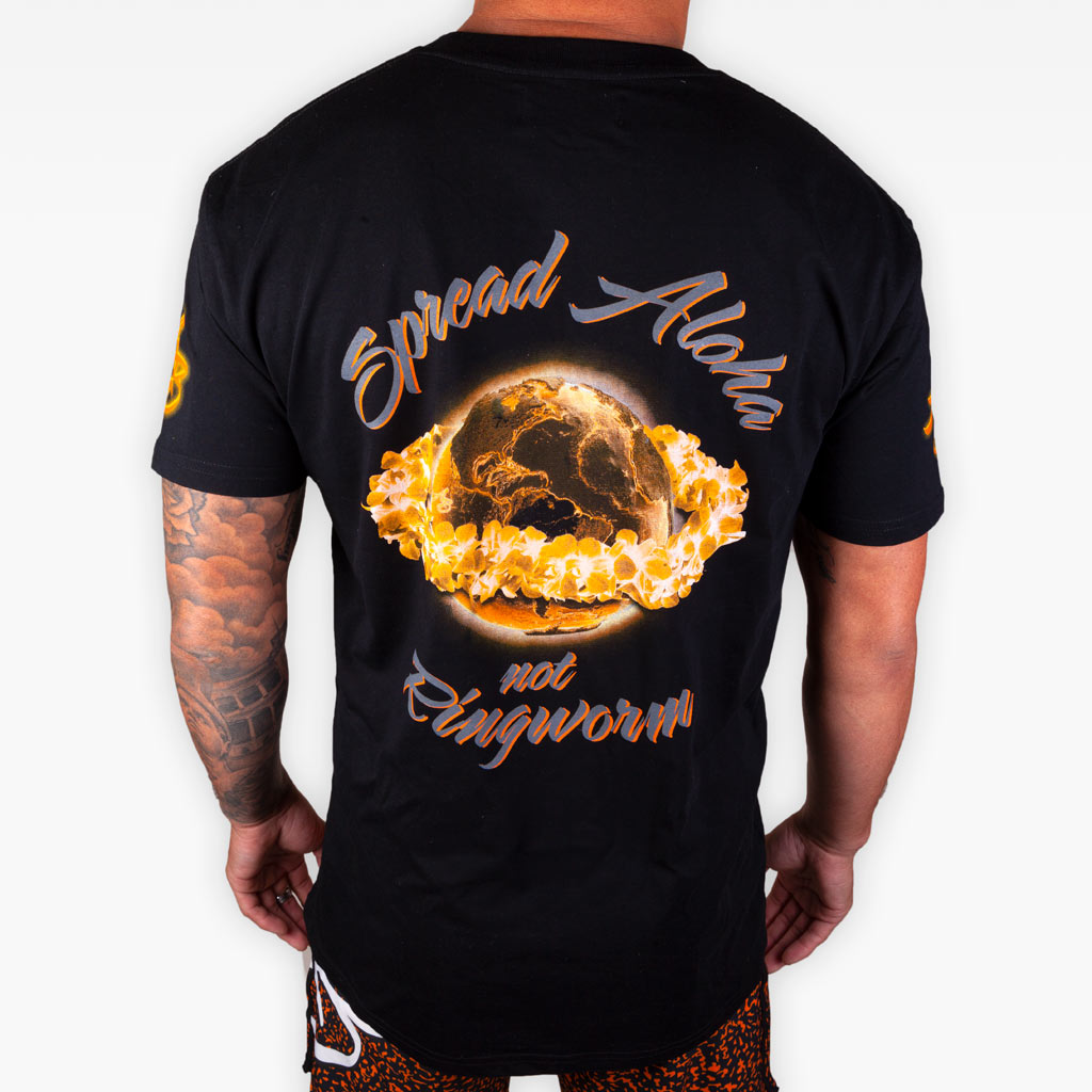The Spread Aloha Tee - V4 - Apparel - The Arm Bar Soap Company