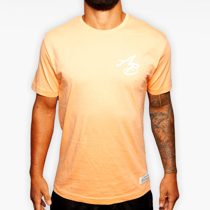 The Supima Butter Cotton Tee - V2 Peach