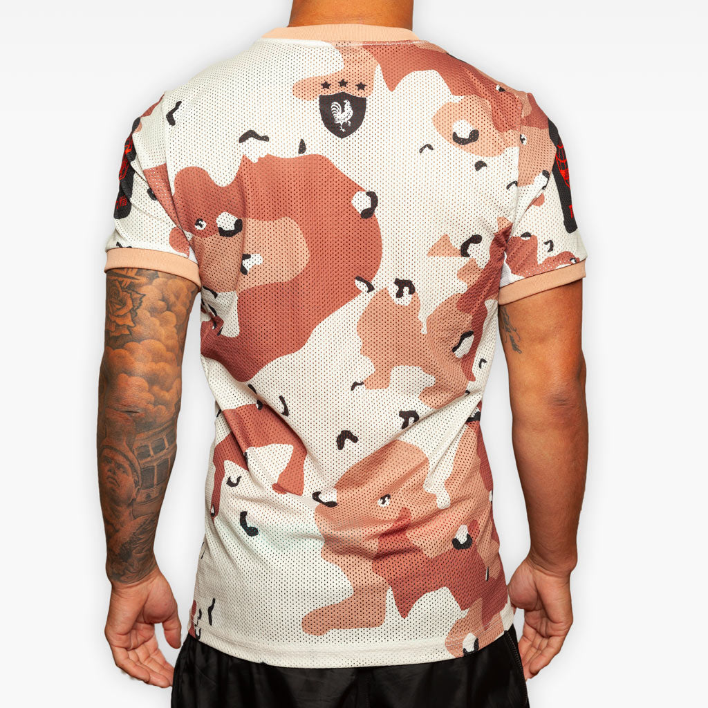 Training Jersey - Desert Camo - Apparel - The Arm Bar Soap Company
