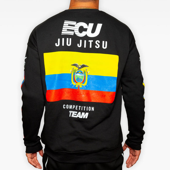 THE ECU COMPETITION TEAM CREW SWEATSHIRT -  - The Arm Bar Soap Company