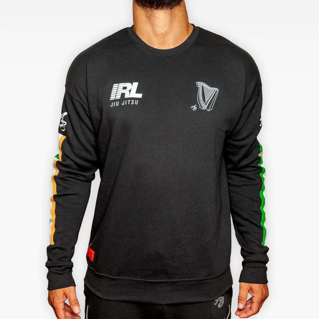 The IRL Competition Team Crew Sweatshirt -  - The Arm Bar Soap Company