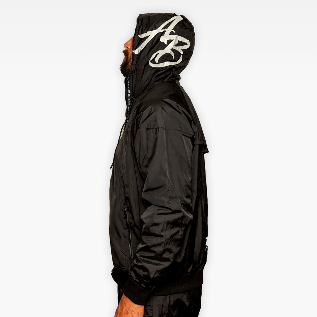 The Official Issue Windbreaker Jacket - V2 - Apparel - The Arm Bar Soap Company