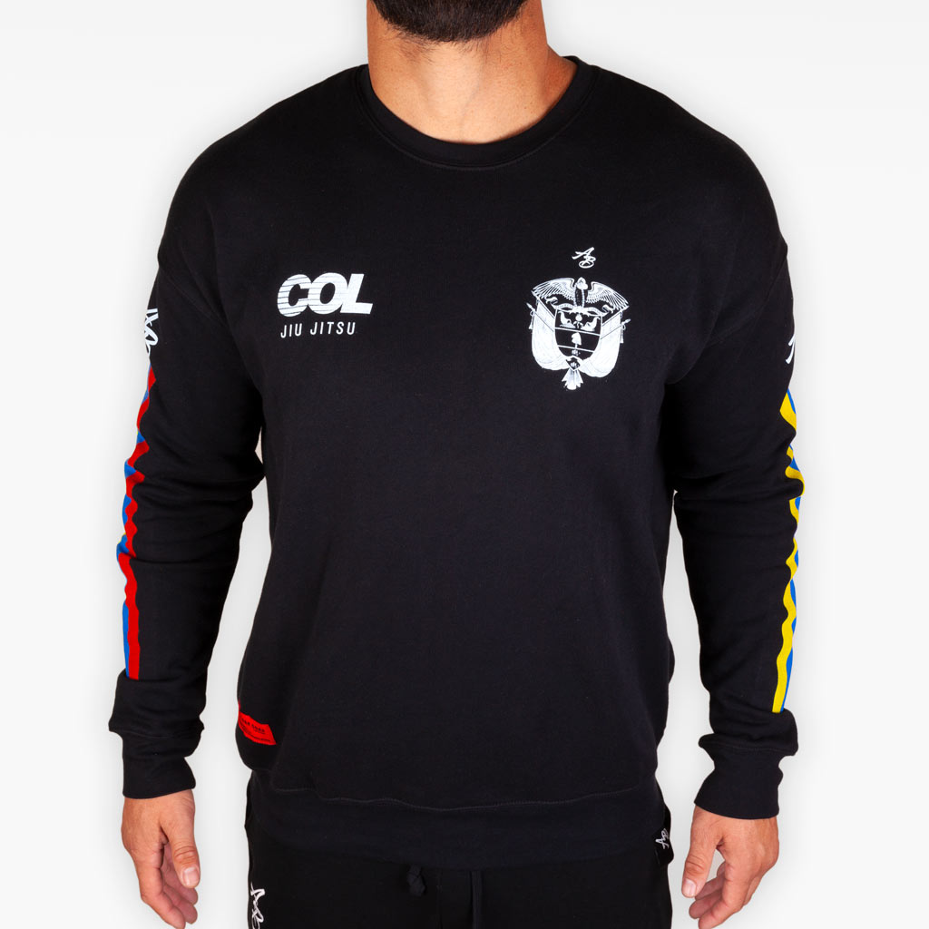 THE COL COMPETITION TEAM CREW SWEATSHIRT - Apparel - The Arm Bar Soap Company
