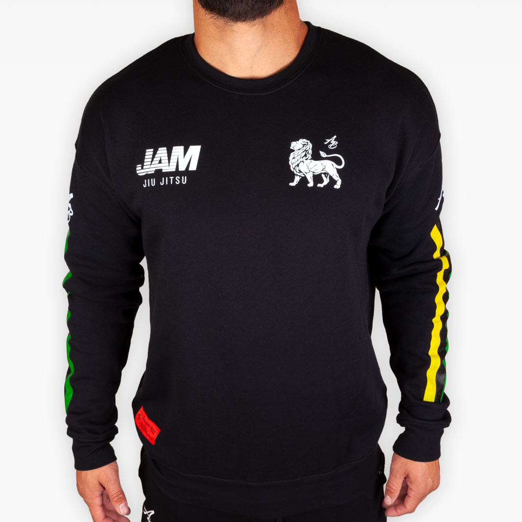 THE JAM COMPETITION TEAM CREW SWEATSHIRT -  - The Arm Bar Soap Company