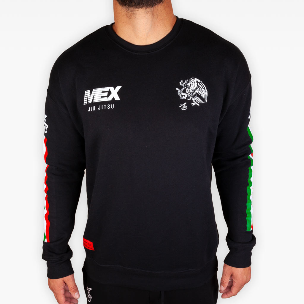 The MEX Competition Crew Sweatshirt -  - The Arm Bar Soap Company