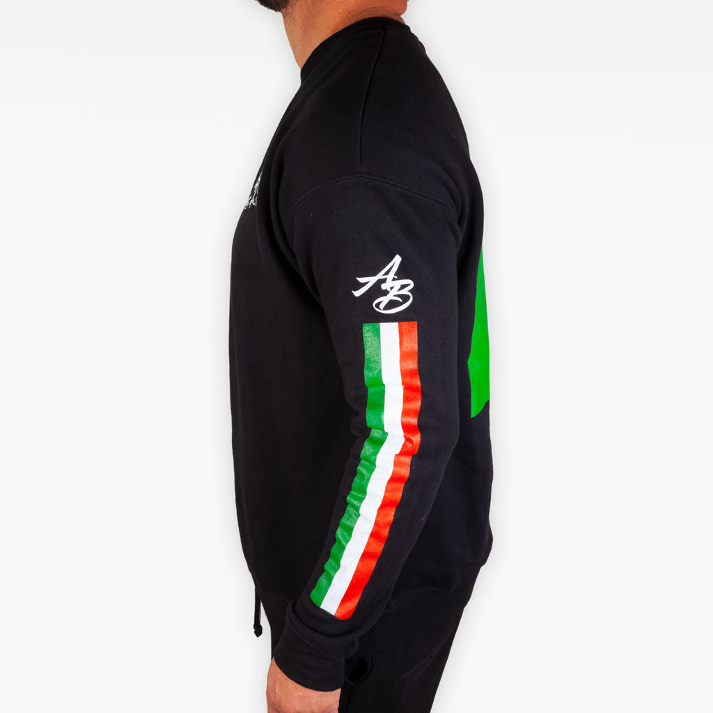 The MEX Competition Crew Sweatshirt - Apparel - The Arm Bar Soap Company