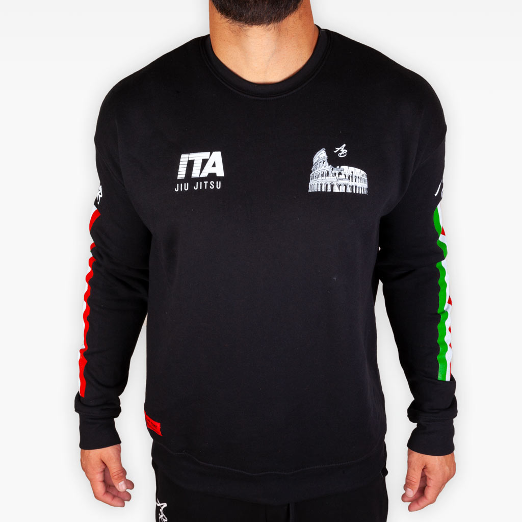 THE ITA COMPETITION TEAM CREW SWEATSHIRT - Apparel - The Arm Bar Soap Company
