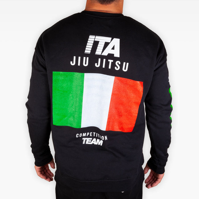 THE ITA COMPETITION TEAM CREW SWEATSHIRT -  - The Arm Bar Soap Company