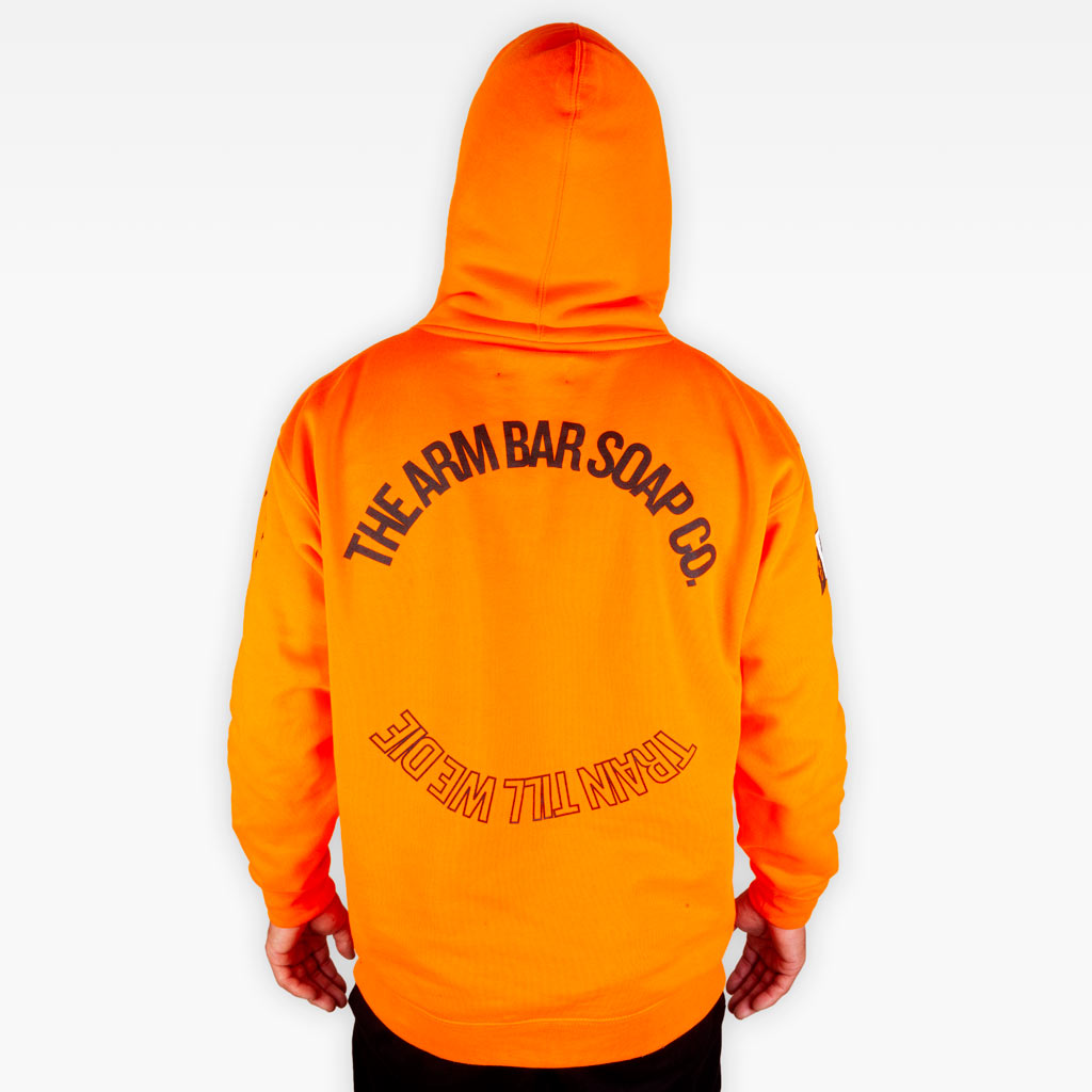 The Winter Road Work Hoodie - Apparel - The Arm Bar Soap Company