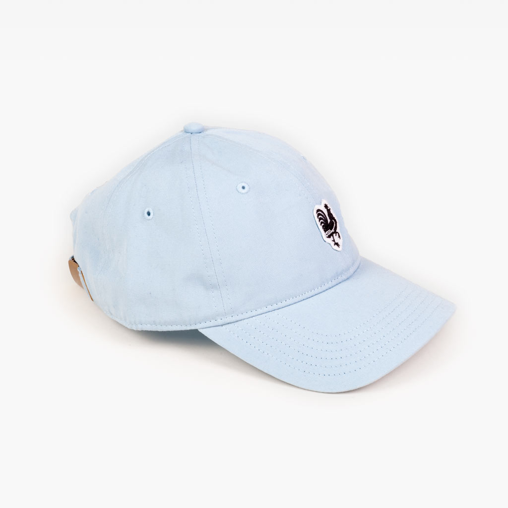 The TTWD dad hat - Faded Blue - Accessories - The Arm Bar Soap Company