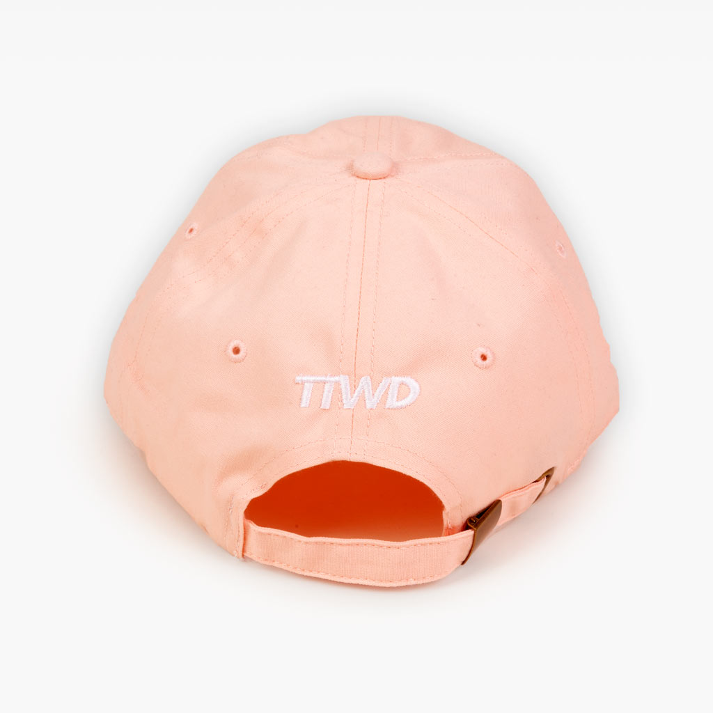 The TTWD dad hat - Faded Pink - Accessories - The Arm Bar Soap Company