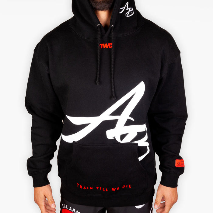 The Official Issue Hoodie 8 - Black