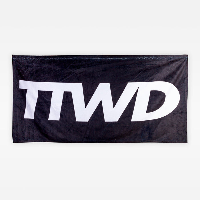 The TTWD Classic Logo Towel - Accessories - The Arm Bar Soap Company