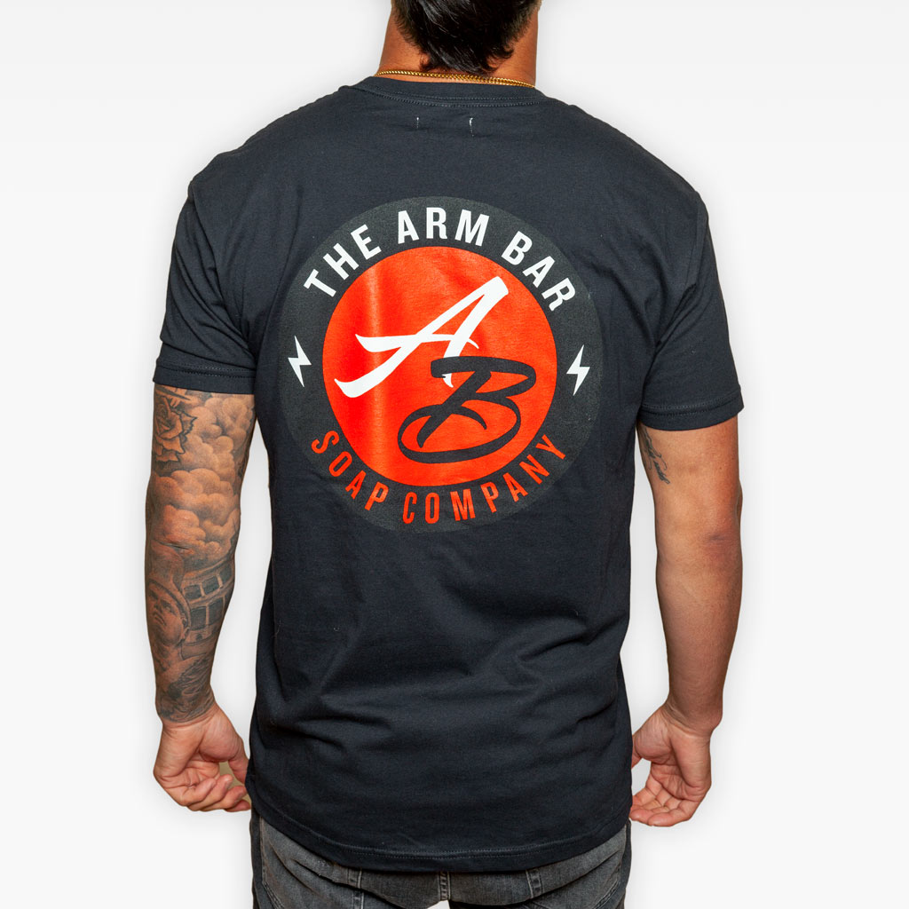 The Official Logo Tee - Apparel - The Arm Bar Soap Company