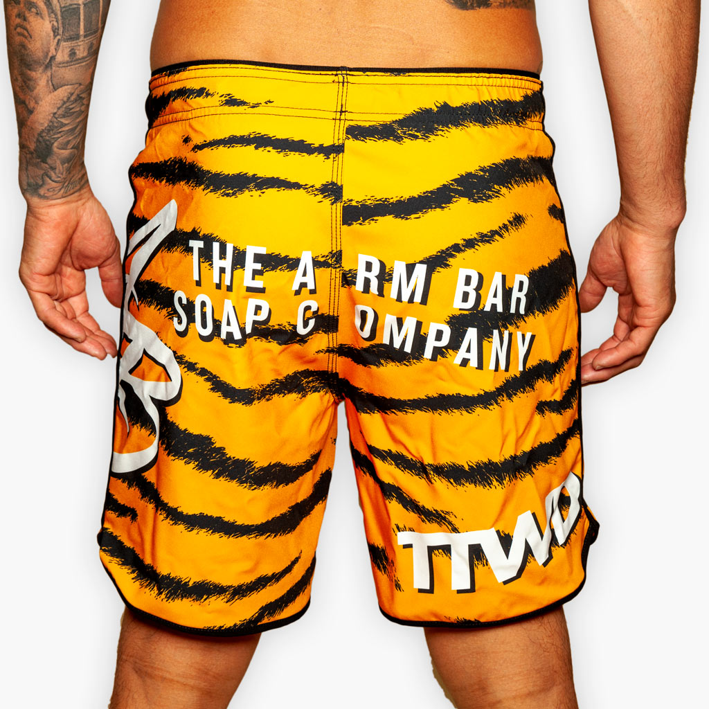 The No Gi Exotic Hybrid Training Shorts V2 - Apparel - The Arm Bar Soap Company