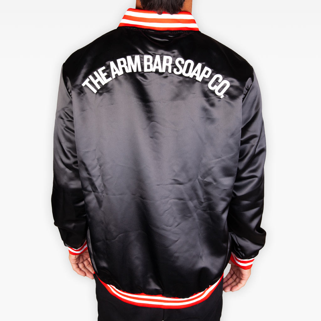 The Official Logo Spring Training Jacket - Apparel - The Arm Bar Soap Company