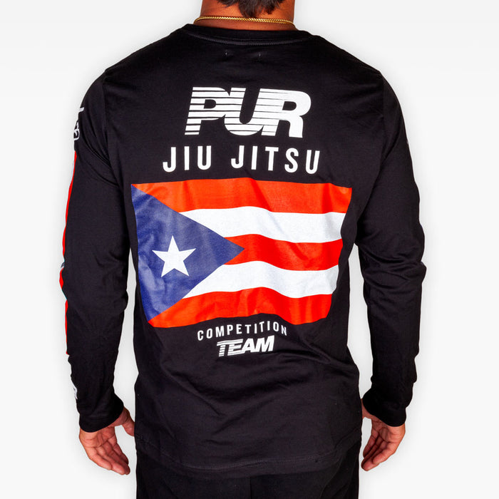 THE PUR COMPETITION TEAM Long Sleeve Shirt